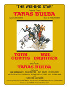 "TARAS BULBA: ""The Wishing Star"" - Sheet Music by Franz Waxman"