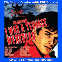 CHILLERAMA: I WAS A TEENAGE WEREBEAR-Original Soundtrack (W/Free Digital Download/Digital booklet)