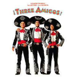 Three Amigos!:Original Score. by Elmer Bernstein, Songs by Randy Newman
