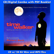TIME WALKER - Original Soundtrack by Richard Band