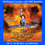 THE TOUCH - Original Soundtrack (CD comes with Free Digital Download/Digital booklet)
