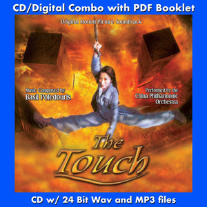 THE TOUCH - Original Soundtrack  by Basil Poledouris