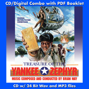 TREASURE OF THE YANKEE ZEPHYR - Original Soundtrack by Brian May