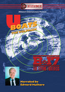 U-BOATS: THE WOLFPACK/B-17: THE FLYING FORTRESS - DVD movie