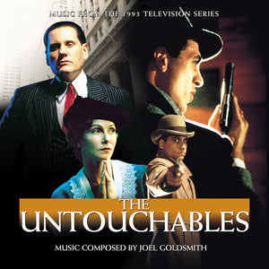 THE UNTOUCHABLES - Original Soundtrack from the 1993 Television Series by Joel Goldsmith