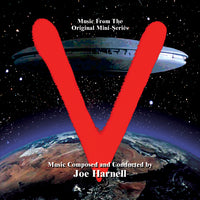 V: THE ORIGINAL MINI SERIES - Original Soundtrack  - Music by Joe Harnell