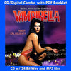 VAMPIRELLA - Original Soundtrack by Joel Goldsmith