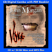 THE VISAGE: THE JOHN MORGAN COLLECTION VOL. 1  (CD comes with Free Digital Download/Digital booklet)