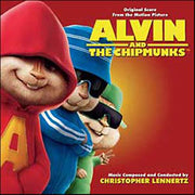 ALVIN AND THE CHIPMUNKS: Original Score by Christopher Lennertz