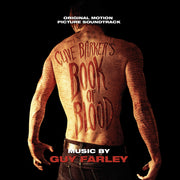 CLIVE BARKER'S BOOK OF BLOOD - Original Soundtrack by Guy Farley