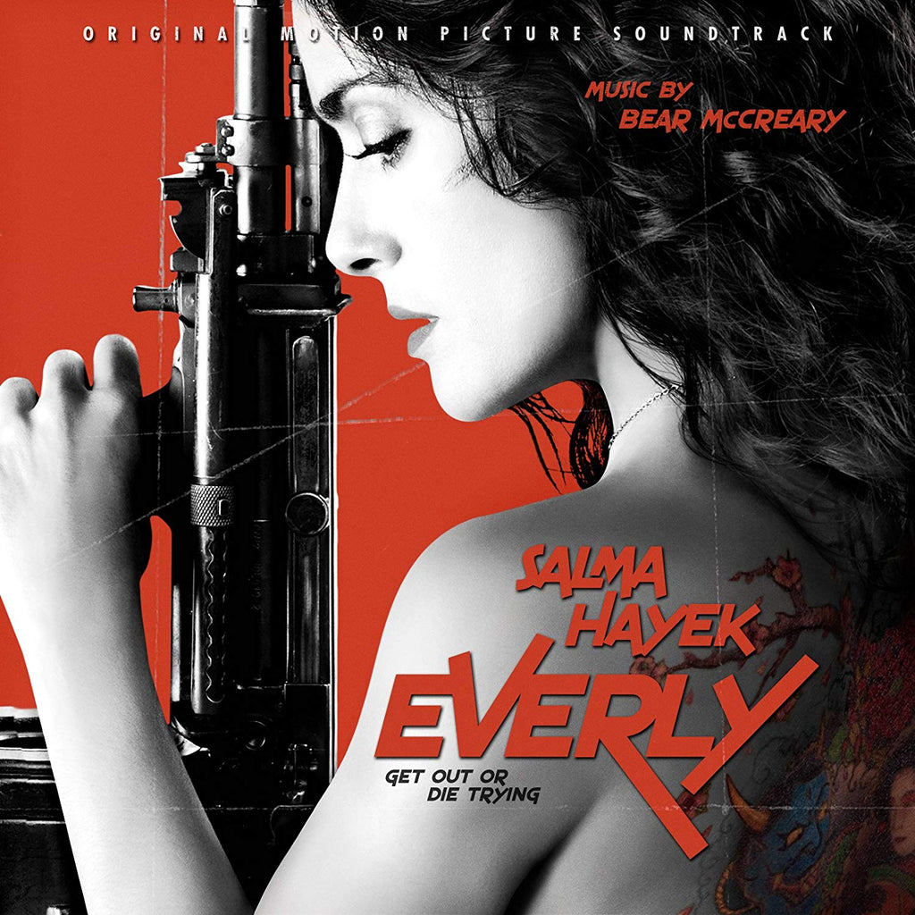 EVERLY - Original Soundtrack by Bear McCreary
