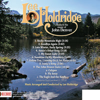LEE HOLDRIDGE CONDUCTS THE MUSIC OF JOHN DENVER (W/Free Digital Download/Digital booklet)