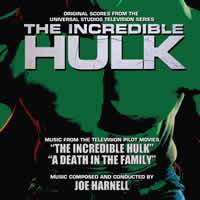 THE INCREDIBLE HULK: Pilot / Death In The Family - Music by Joe Harnell
