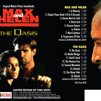 MAX AND HELEN - Original Soundtrack (CD comes with Free Digital Download/Digital booklet)