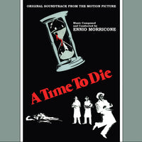 A TIME TO DIE - Original Soundtrack by Ennio Morricone (CD comes with Free 24/44.1khz/MP3/Digital booklet exclusive bundle)
