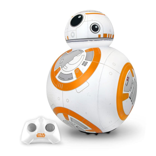 7 unique christmas gift ideas for a boyfriend- BB-8 (DROID) - REMOTE CONTROLLED INFLATABLE BB-8-BeUnique.co