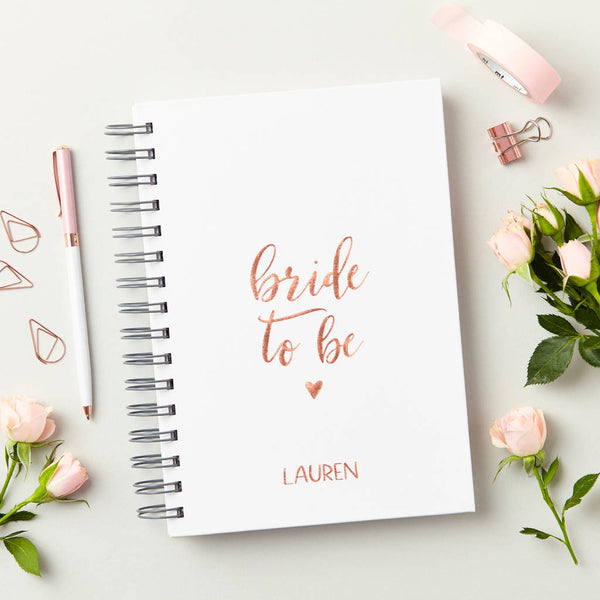 personalised notebook-Amazing christmas gift for her-BeUnique.co