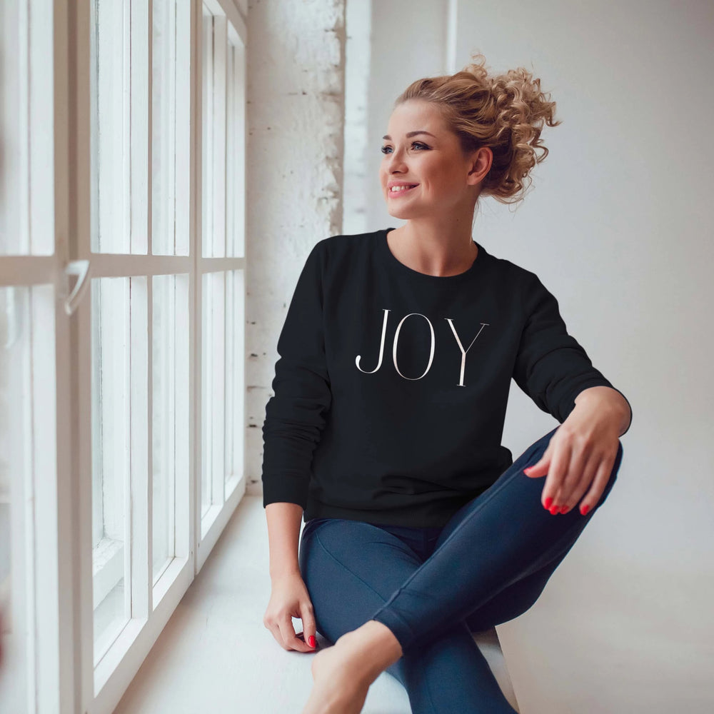 JOY | warm Christmas Sweatshirt