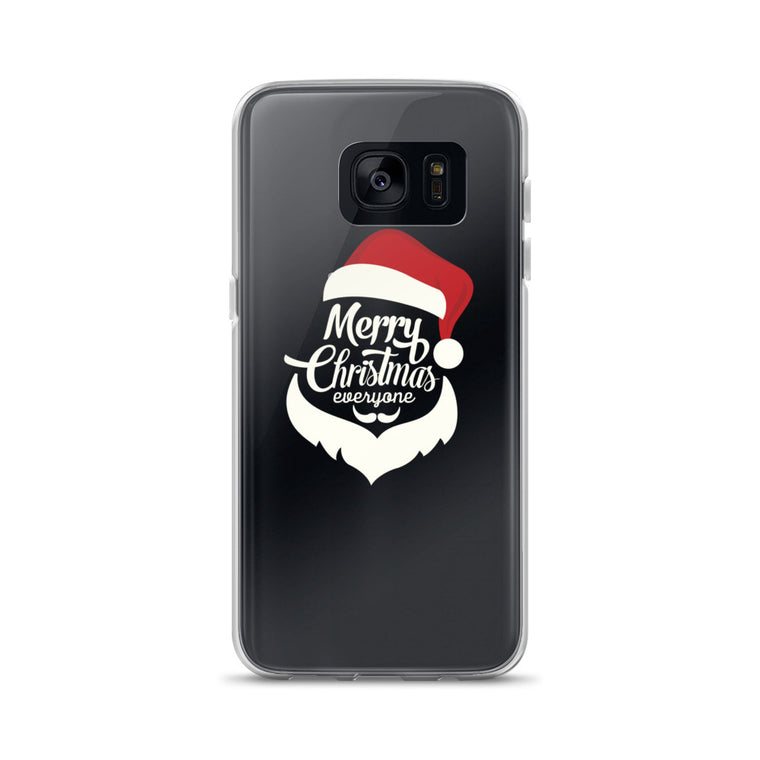 Merry Christmas Hybrid Samsung Case