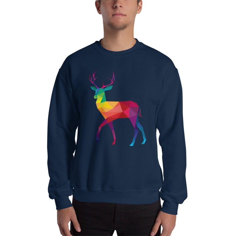 Colorful Reindeer for Men