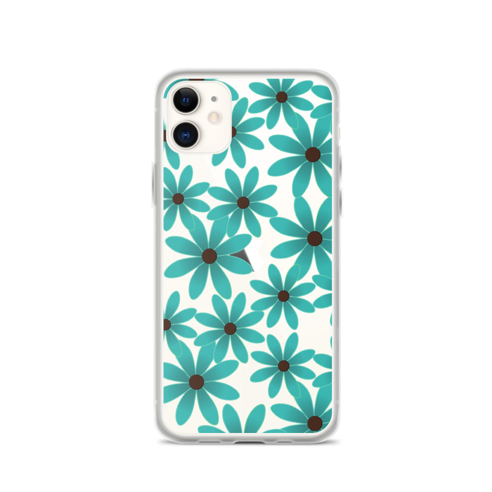 Blossom | Clear iPhone Case
