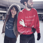 My Best Christmas Gift for HIM | Couple Christmas Outfits