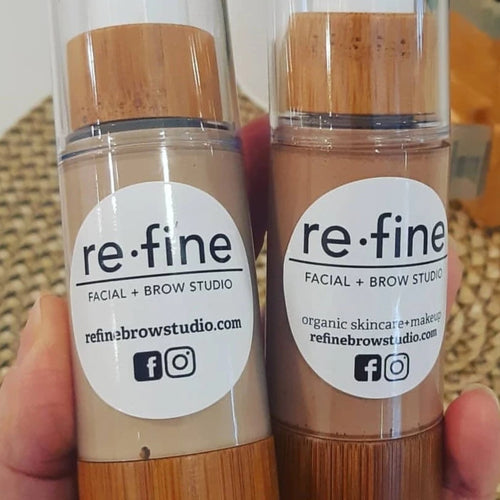 Custom Blend Foundation – Refill (product only)