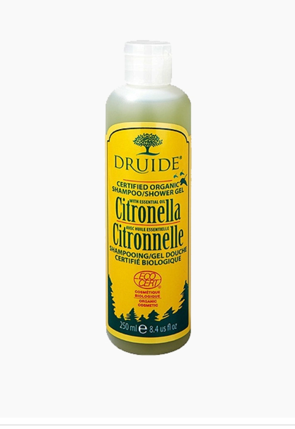 Citronella Shampoo / Shower Gel