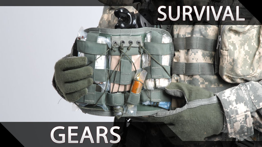 Military Survival Gear