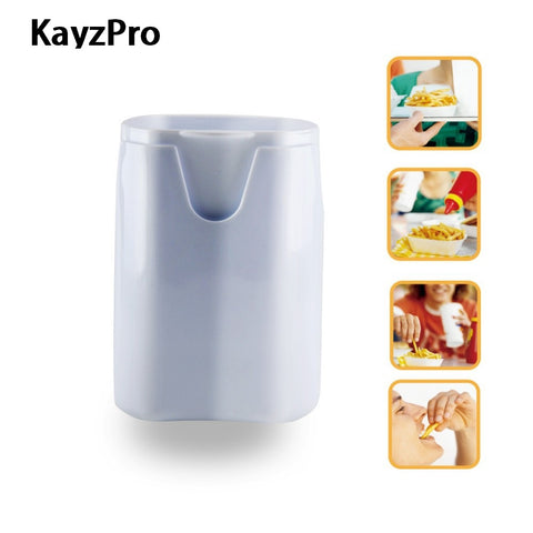 Easy-Peasy Perfect Fries - KayZ Pro