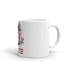 Image of Original Funny Cute Unicorn Single Valentines Glossy Coffee Mug - Made in USA - KayZ Pro