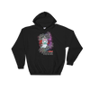 Image of Original Cute Alone Unicorn Valentines Gift  Lovers Hooded Sweatshirt - KayZ Pro