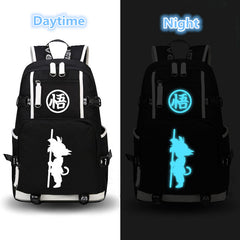 High Quality Dragon Ball  Luminous Printing Backpack