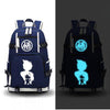 Image of High Quality Dragon Ball  Luminous Printing Backpack - KayZ Pro