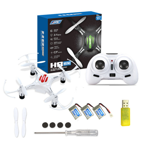 360° Mini drone with LED Light, Headless Mode & One Key Control - KayZ Pro