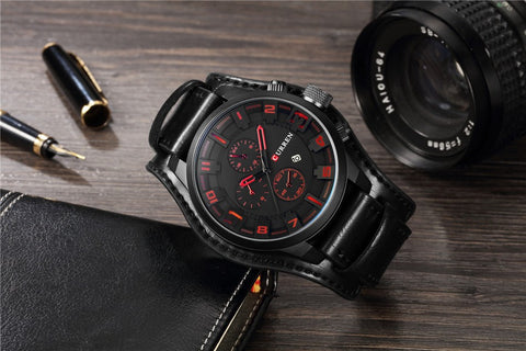 Waterproof Military Luxury Men Watch - KayZ Pro