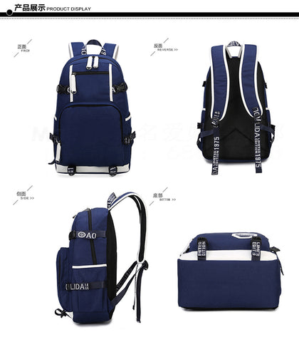 High Quality Luminous Ultralight Canvas Backpacks - KayZ Pro