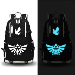 High Quality Luminous Ultralight Canvas Backpacks