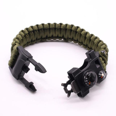 12 in 1 Multi-function Paracord Bracelet - KayZ Pro