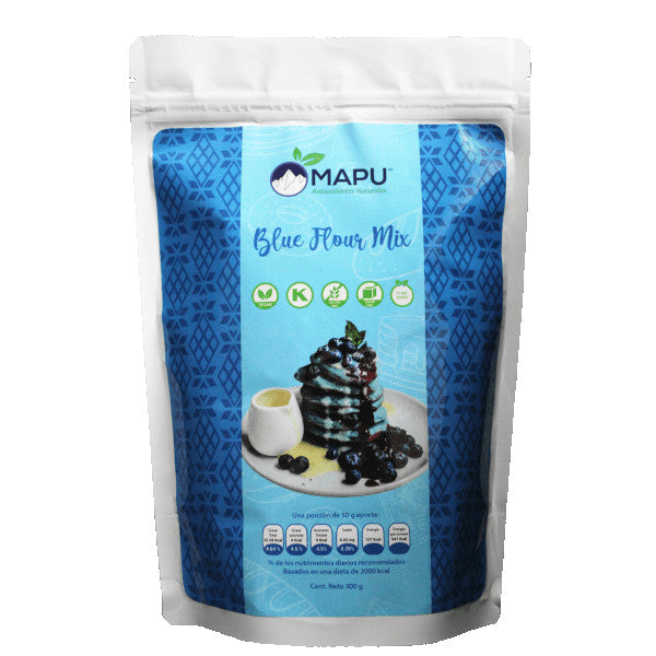 Mapu Blue Flour Mix