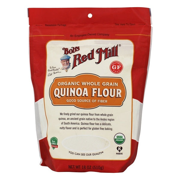 Harina de Quinoa - Bob´s Red Mill