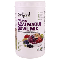 Soonfood - Acai Maqui Bowl Mix