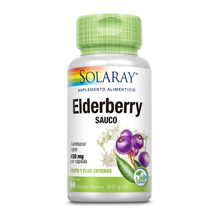Solaray -  Elderberry (Sauco)