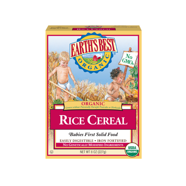Earth's Best - Cereal Arroz para Bebés