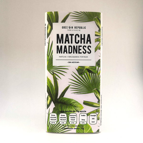 Chocolate Matcha Madness Gr