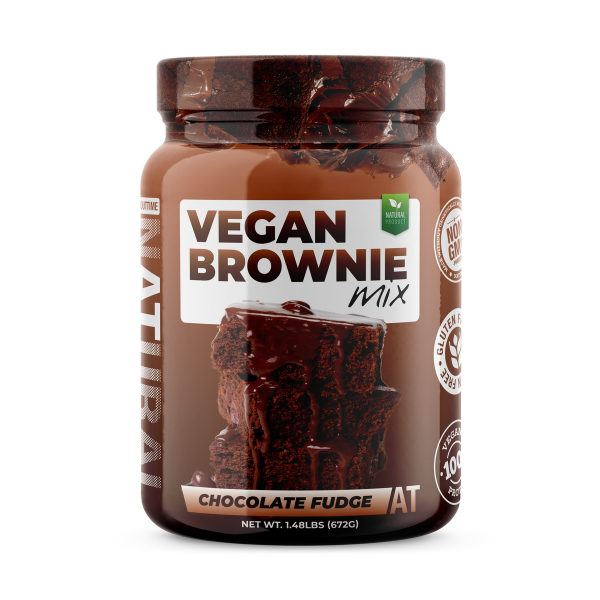 AboutTime - Vegan Protein Brownie Mix