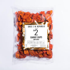 Carrot Chips Con Chile