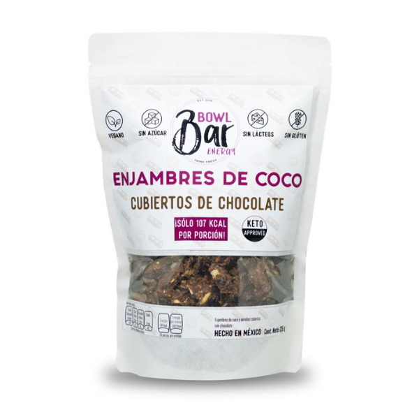 Bowl bar Enjambres Coco Chocolate - Bowl Bar
