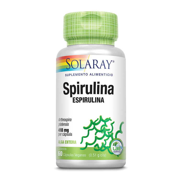 Solaray - Spirulina