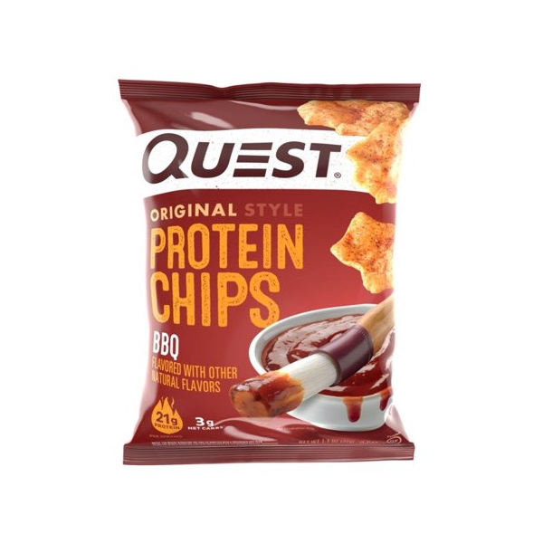 QUEST Protein Chips BARBECUE